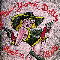 Обложка альбома «Rock N» Roll» (The New York Dolls, 1994)