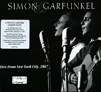 Обложка альбома «Live From New York City, 1667» (Simon & Garfunkel, 2002)