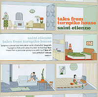 Обложка альбома «Tales From Turnpike House» (Saint Etienne, 2005)