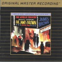 Обложка альбома «Live At The Apollo 1962» (James Brown, 2006)