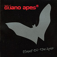 Обложка альбома «The Best Of. Planet Of The Apes» (Guano Apes, 2004)