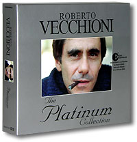 Обложка альбома «The Platinum Collection» (Angelo Branduardi, 2006)
