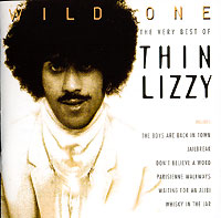 Обложка альбома «Wild One — The Very Best» (Thin Lizzy, 1996)