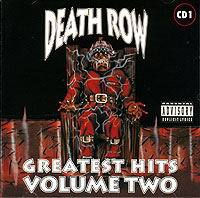 Обложка альбома «Death Row. Greatest Hits. Volume Two. CD 1» (2003)