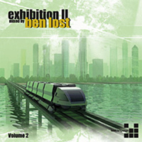 Обложка альбома «Exhibition II. Volume 2» (Ben Lost, 2005)