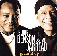 Обложка альбома «George Benson & Al Jarreau. Givin» It Up» (George Benson, Al Jarreau, 2006)