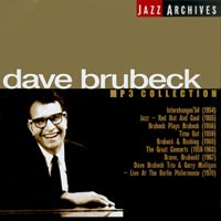 Обложка альбома «Jazz Archives. Dave Brubeck. MP3 Collection» (Dave Brubeck, 2003)