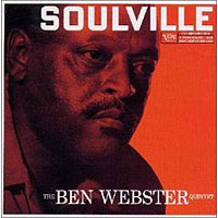 Обложка альбома «Soulville» (The Ben Webster Quartet, 2006)