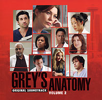 Обложка альбома «Grey's Anatomy. Original Soundtrack. Volume 2» (2006)