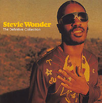 Обложка альбома «The Definitive Collection» (Stevie Wonder, 2002)