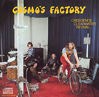 Обложка альбома «Cosmo's Factory» (Creedence Clearwater Revival, 1983)