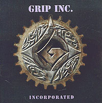 Обложка альбома «Grip Inc. Incorporated» («Grip Inc.«, 2004)