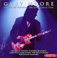Обложка альбома «Parisienne Walkways. The Blues Collection» (Gary Moore, 2003)
