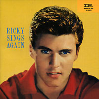 Обложка альбома «Ricky Sings Again. Songs By Ricky» (Ricky Nelson, 2001)