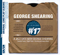 Обложка альбома «A Jazz Date With George Shearing» (George Shearing, 2005)
