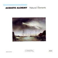 Обложка альбома «Acoustic Alchemy. Natural Elements» (Acoustic Alchemy. Natural Elements, 2006)