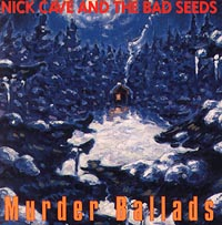 Обложка альбома «Nick Cave & The Bad Seeds. Murder Ballads» (Nick Cave And The Bad Seeds, 1996)
