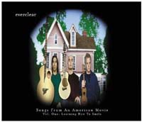Обложка альбома «Songs From An American Movie Vol.1. Learning How To Smile» (Everclear, 2000)