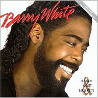 Обложка альбома «The Right Night & Barry White» (Barry White, 2006)
