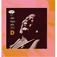 Обложка альбома «After Hours With Miss D» (Dinah Washington, 2006)