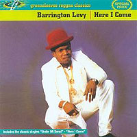 Обложка альбома «Here I Come» (Barrington Levy, 2006)