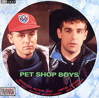 Обложка альбома «Interview Picture Disc. Limited Edition» (Pet Shop Boys, 1999)