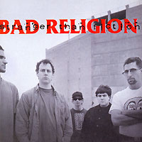 Обложка альбома «Stranger Than Fiction» (Bad Religion, 1994)
