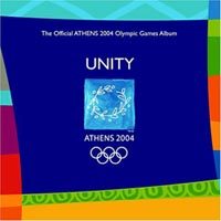 Обложка альбома «UNITY. The Official ATHENS 2004 Olympic Games Album» (2004)