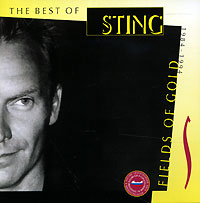 Обложка альбома «Fields Of Gold. The Best Of Sting 1984-1994» (Sting, 1994)