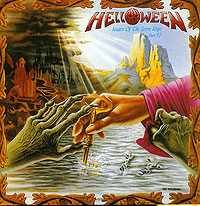 Обложка альбома «Keeper Of The Seven Keys. Part II» (Helloween, 2004)