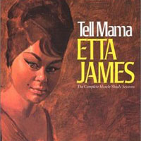 Обложка альбома «Tell Mama. The Complete Muscle Shoals Sessions» (Etta James, 2006)