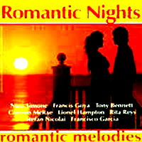 Обложка альбома «Romantic Melodies. Romantic Nights» (2004)