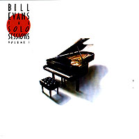 Обложка альбома «The Solo Sessions. Vol. 1» (Bill Evans, 1989)