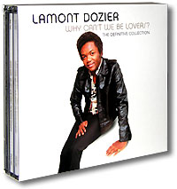 Обложка альбома «Why Cant We Be lovers? The Definitive Collection» (Lamont Dozier, 2005)