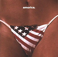 Обложка альбома «Amorica» (The Black Crowes, 1994)