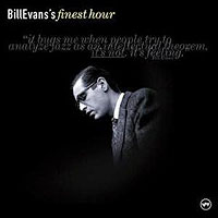Обложка альбома «Bill Evans's Finest Hour» (Bill Evans, 2006)