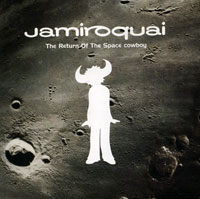 Обложка альбома «The Return Of The Spase Cowboy» (Jamiroquai, 1994)
