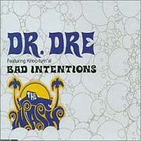 Обложка альбома «Bad Intentions» (Dr. Dre, 2006)