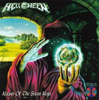 Обложка альбома «Helloween. Keeper Of The Seven Keys. Pt. 1» (1990)