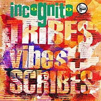 Обложка альбома «Tribes Vibes And Scribes» (Incognito, 1992)