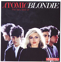 Обложка альбома «Atomic — The Very Best Of…» (Blondie, 2004)