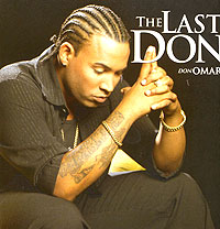 Обложка альбома «The Last Don» (Don Omar, 2006)