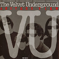 Обложка альбома «Another View» (The Velvet Underground, 1986)