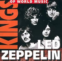 Обложка альбома «Kings Of World Music. Led Zeppelin» (2001)