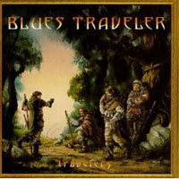 Обложка альбома «Travelers And Thieves» (Blues Traveler, 2006)