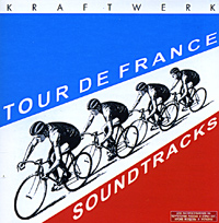 Обложка альбома «Tour De France Soundtracks» (Kraftwerk, 2003)