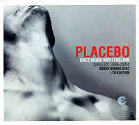 Обложка альбома «Once More With Feeling. Singles 1996-2004» (Placebo, 2004)