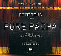 Обложка альбома «Pure Pacha. Vol. II. Summer Season 2005» (Pete Tong, Sarah Main, 2005)