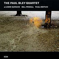 Обложка альбома «The Paul Bley Quartet» (Paul Bley, 2006)