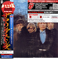 Обложка альбома «Between the Buttons» (The Rolling Stones, 2006)